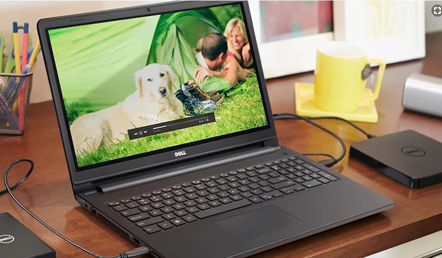 Laptop Dell Inspiron 15 3000 giá chỉ từ 7.1 triệu