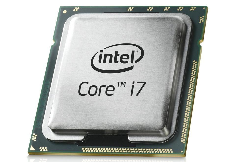 Một mẫu CPU Core i7 của Intel