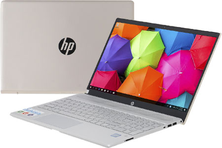 Laptop HP Pavilion 15 cs0018TU