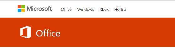 Bộ phần mềm văn phòng Microsoft Office