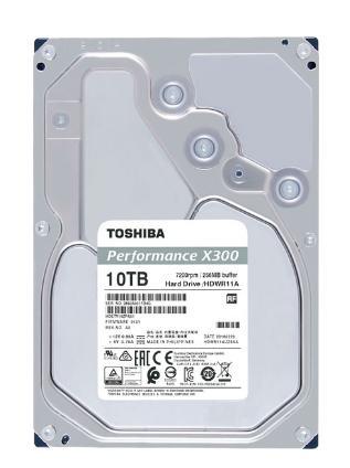 Ổ cứng hiệu suất Toshiba X300