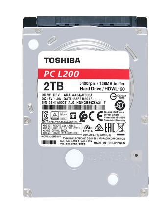 Ổ cứng Toshiba L200