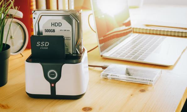So sánh ổ cứng HDD và ổ cứng SSD