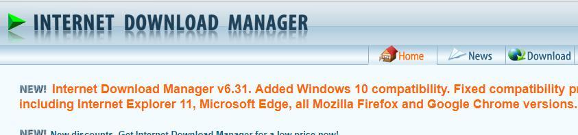 Phần mềm download IDM