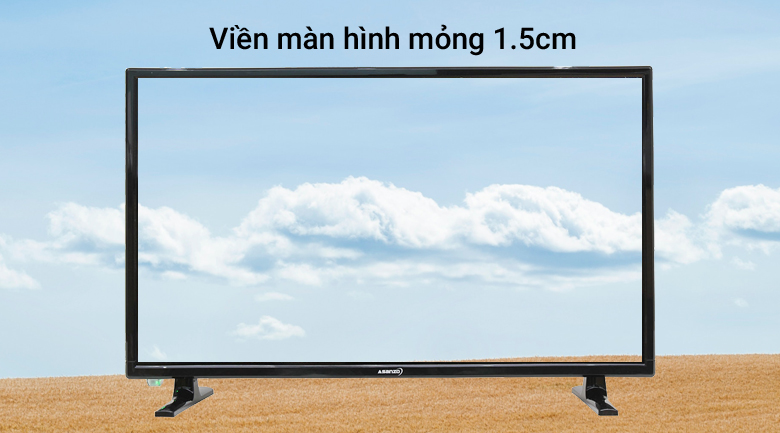 Tivi LED của Asanzo giá chỉ từ 2.5 triệu 25 inch
