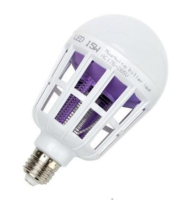 Bóng đèn bắt muỗi kiêm đèn ngủ AC