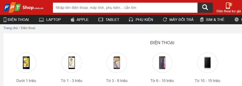 Bạn nên mua điện thoại ở FPT Shop?