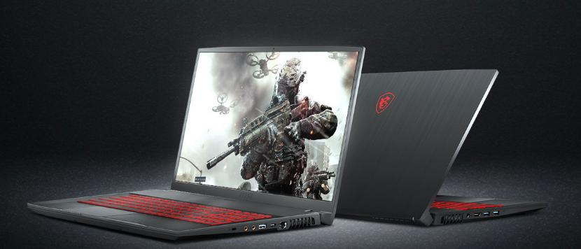 Laptop MSI GF75 Thin 8RX