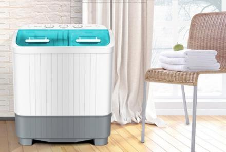 Máy giặt mini 5.6 kg trẻ em