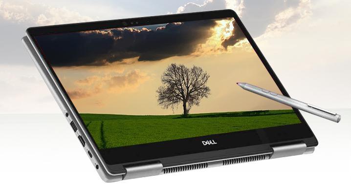 Biến DELL Inspiron 7373 thành máy tính bảng dễ dàng