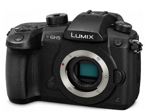 Máy ảnh 4k Panasonic Lumix GH5
