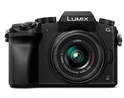 Máy ảnh Panasonic Lumix G7