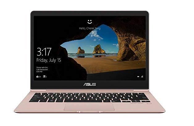 Laptop Asus UX331UAL(Mặt trước)