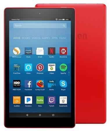 Máy Tính Bảng Kindle Fire HD8