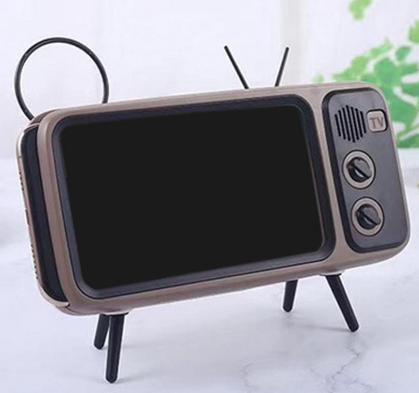 Retro TV Mini Portable