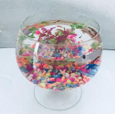 Bể cá mini để bàn làm việc LC2