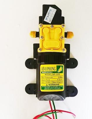 Máy bơm nước mini 12VDP-3203