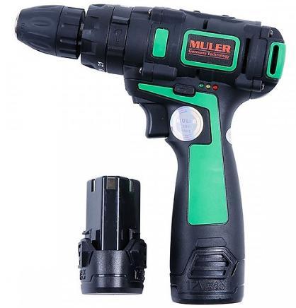 Máy khoan cầm tay mini Muler M1303 dùng pin 2 chế độ