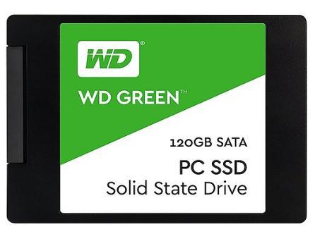 Ổ Cứng gắn trong SSD WD Green 120GB