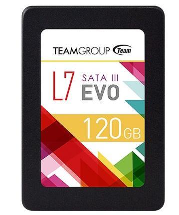 Ổ Cứng SSD 120GB Team L7 EVO