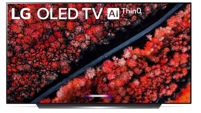 LG OLED55C9PUA Alexa Tích hợp TV OLED thông minh C9 Series