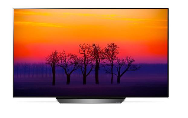 TV 65 inch tốt nhất: LG OLED65B8