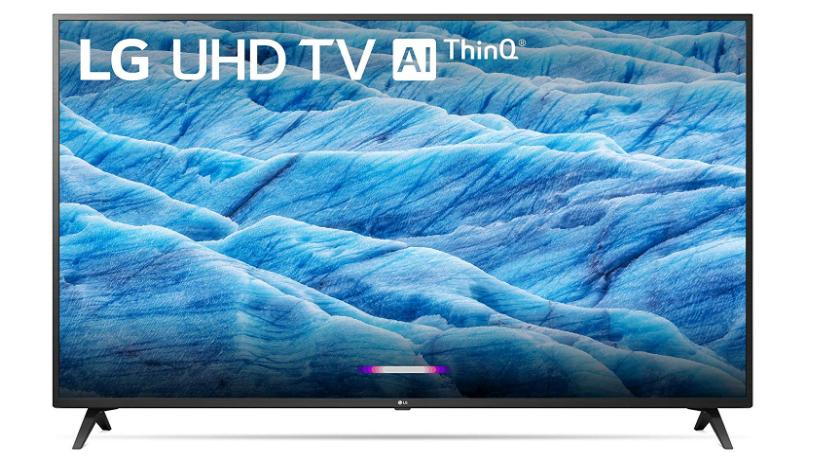 Tivi ngoài trời có giá tốt nhất: LG UM7300