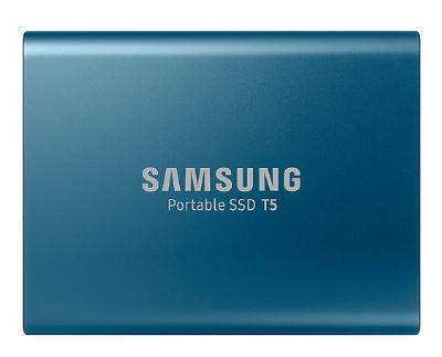 Ổ Cứng Di Động Gắn Ngoài SSD Samsung T5