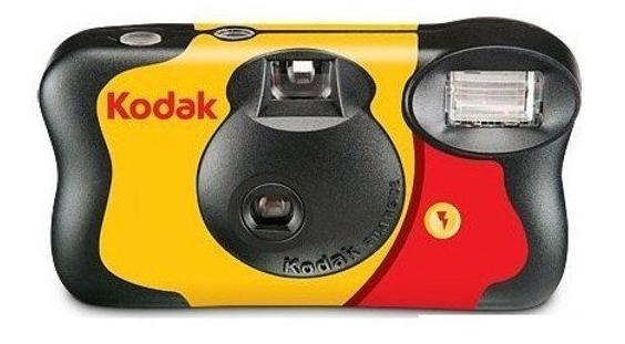 Máy ảnh Disposable Kodak Camera
