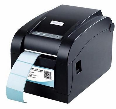 Máy in mã vạch - in tem nhãn XPrinter XP 350B