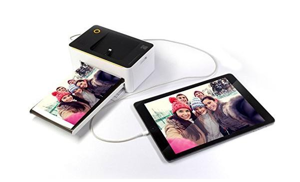 Máy in ảnh di động Kodak Dock & Wi-Fi 4x6