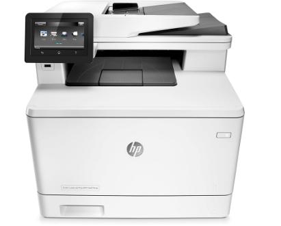 Máy in HP LaserJet Pro M477fdw