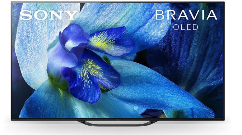 Tivi Sony A8G OLED