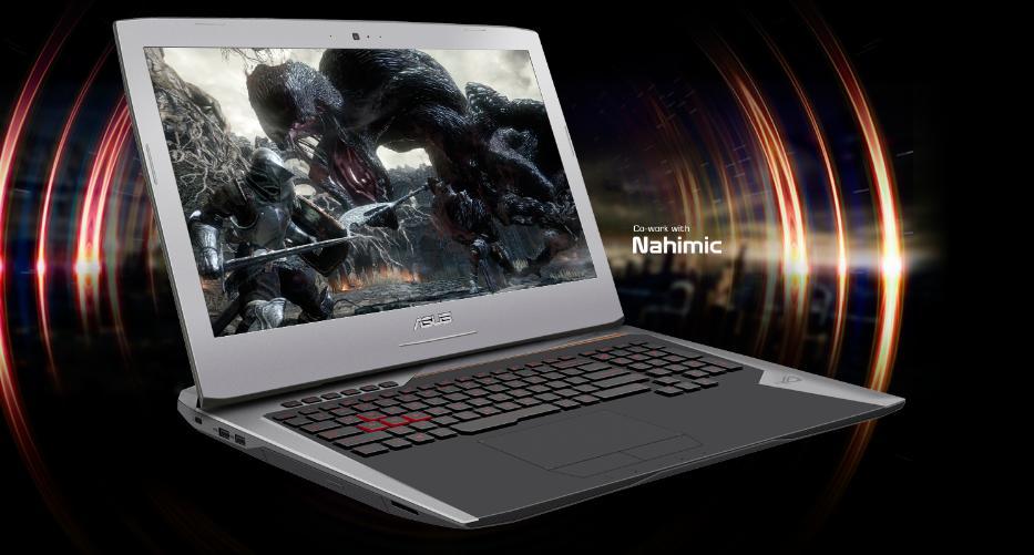 Laptop Asus ROG G752VM