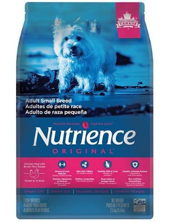 Thức ăn cho chó Poodle Nutrience 2.27kg