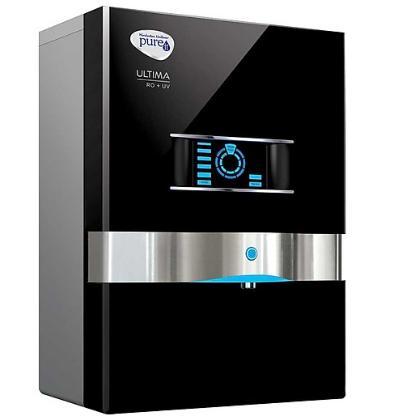 Máy lọc nước Unilever Pureit Ultima sử dụng công nghệ RO + UV