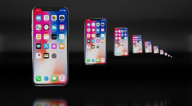 Hãng Apple liên tục cải tiến và tung ra các phiên bản Iphone mới