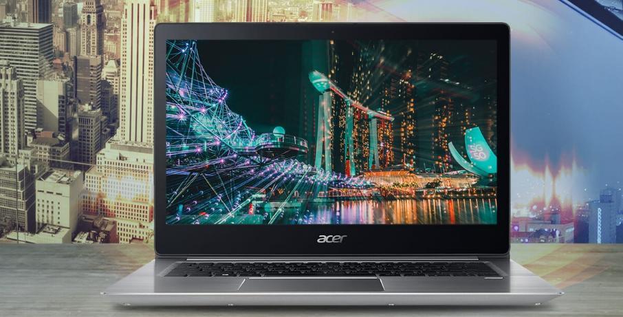 Laptop Acer giá rẻ phù hợp cho sinh viên, dân văn phòng