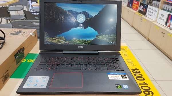 Một mẫu laptop cũ tại thegioididong.com