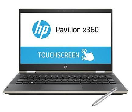 HP Pavilion X360 14-cd1018TU