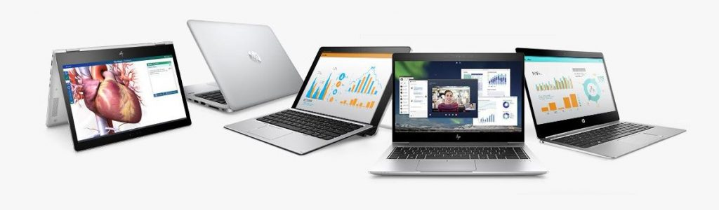 Dòng laptop HP Elite
