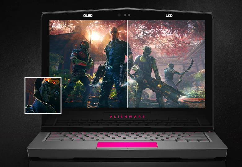 Laptop Dell Alienware 13 Gaming
