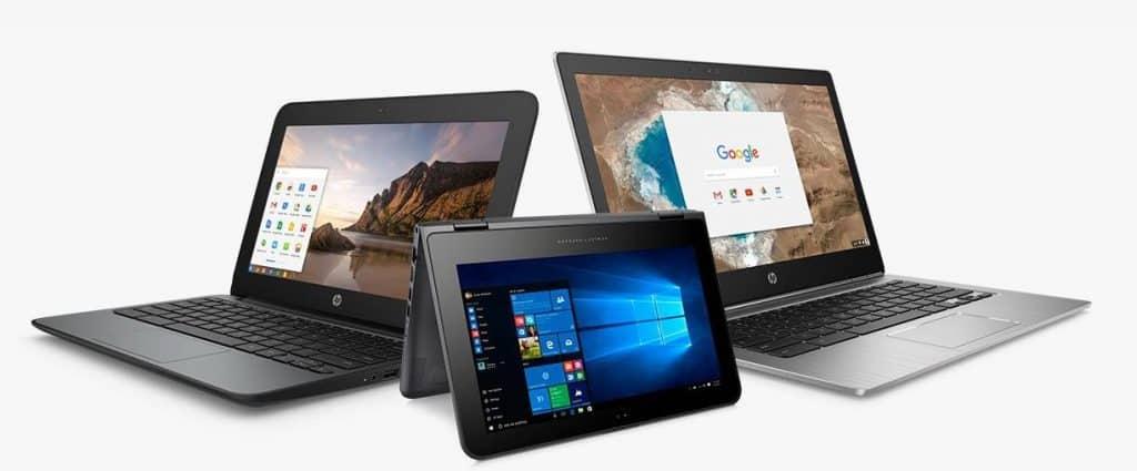 Dòng laptop HP thiết yếu dành cho doanh nghiệp
