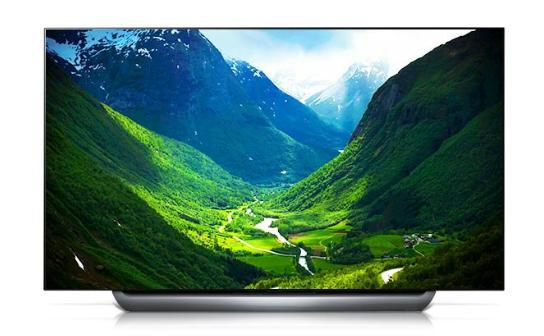 OLED Tivi của hãng LG