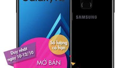 Điện Thoại Samsung Galaxy A8 Plus (2018)
