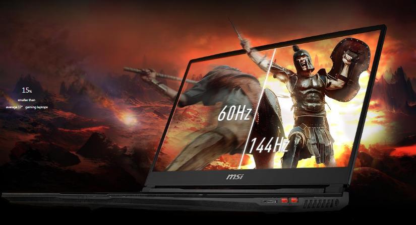 Laptop MSI GE75 Raider