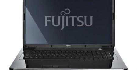 Laptop nhật bản Fujitsu LifeBook NH570