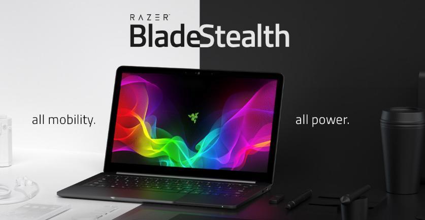 Laptop Razer Blade Stealth