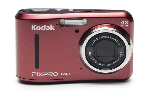 Máy ảnh Kodak PIXPRO Friendly Zoom FZ43