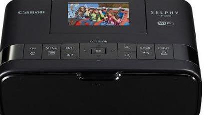 Máy in mini Canon SELPHY CP1200